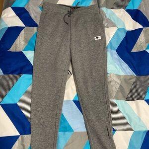 Nike gray joggers